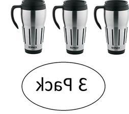 Copco Cup Big Joe Thermal Travel Mug, 24-Ounce 3 PACK