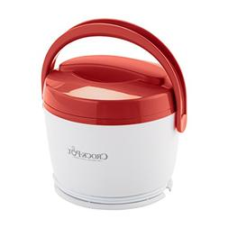 CrockPot 20oz Lunch Crock Red