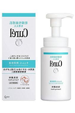 Curel Kao Foaming Wash, 5.07 Fluid Ounce