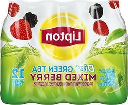 Lipton Diet Green Tea, Mixed Berry,