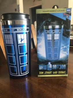 Doctor Who Tardis Mug Stainless Steel Vacuum Thermoses Trave