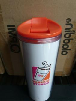 Dunkin Donuts coffee 16oz cup mug travel dishwasher safe BPA