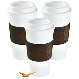 Eco-First Travel Mugs & Tumblers Acadia Reusable To Go BPA-F
