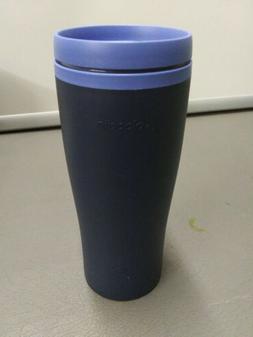 Aladdin eCycle Reusable 16oz Insulated Travel Mug New Blue &