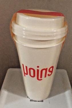 Enjoy Reusable Travel Mug - 2 Cups - BPA Free - Dishwasher S