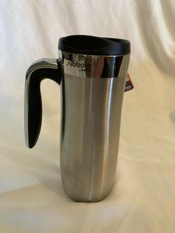 Aladdin Essential Stainless Steel Insulated Mug 16oz, Black