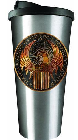 Fantastic Beast Movie Macusa,Travel Mug  Stainless Steel 16o