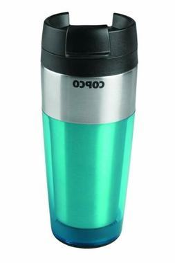 Copco Firefly Insulated Tumbler With Spill Resistant Flip To
