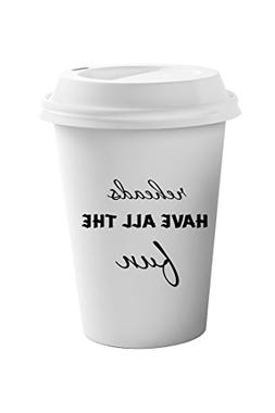 """Style In Print """"Redheads Have All The Fun"""" Funny #2 Coffee C"""