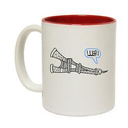 Funny Mugs - Eiffel I Fell Tower - Travel Explore Holiday Ca