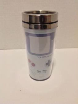 Nintendo Gameboy 16 Oz Travel Coffee Mug