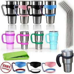 Handle for 30 Oz Tumbler Holder Coffee Yeti Cups RTIC Travel