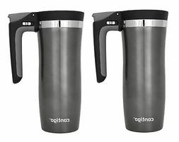 Contigo Handled Autoseal Travel Mug Thermalock Insulation, 1