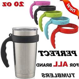 Handles for 20 Oz Yeti Tumblers Rambler Cup Holders Anti-Sli