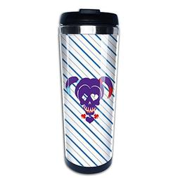 HighKey Harley Quinn Suicide Squad Supervillain Stainless St