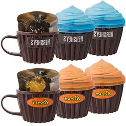 Evriholder  Hershey & Reeses Chocolate Microwave Cake Maker,