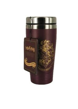 Harry Potter Hogwarts Travel Mug - Coffee / Tea - Stainless