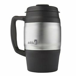 Home & Kitchen - Cup Insulated Travel Black Mug Keep Beverag