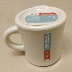 Aladdin Insulated Diner Mug 16oz - Cream