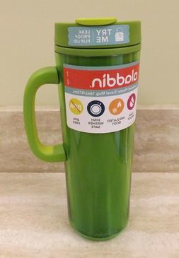 Aladdin Insulated Plastic Travel Mug 16oz, Marina