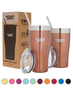 Healthy Human Insulated Stainless Steel Tumbler Cruisers - T