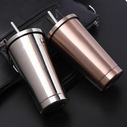 Insulated Thermos Mug Vacuum Flasks Home Kitchen Coffee Trav