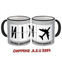 Jamaica Norman Manley Airport Kingston KIN : Mug Airline Tra