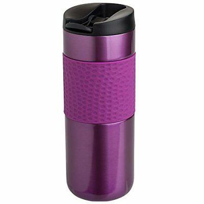 Aladdin 10-02679-013 Insulated Mug with Sleeve, Amethyst