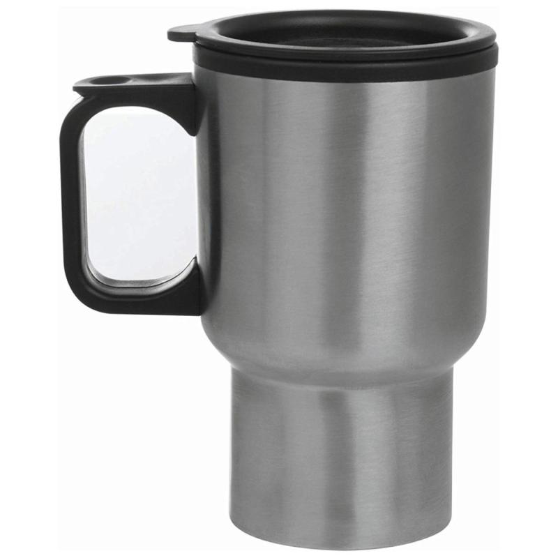 14oz coffee travel mug stainless steel insulated