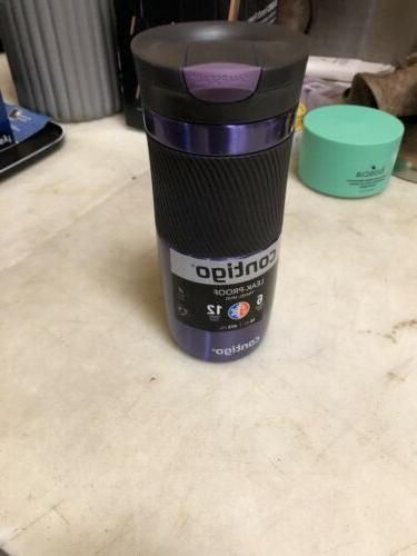 Contigo SNAPSEAL Mug Purple