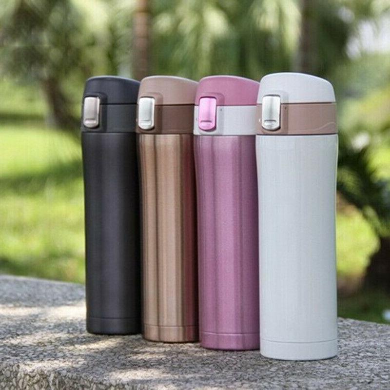 Thermos Tea Vacuum Flask Water 17oz
