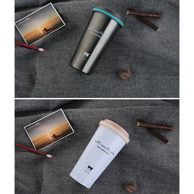1X Insulated Thermal Mug Cup