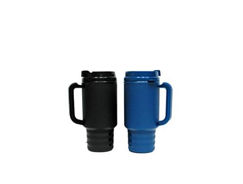 2 insulated coffee mug