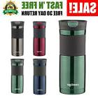 20 oz Stainless Steel Travel Mug Snap Seal Vacuum-Insulated