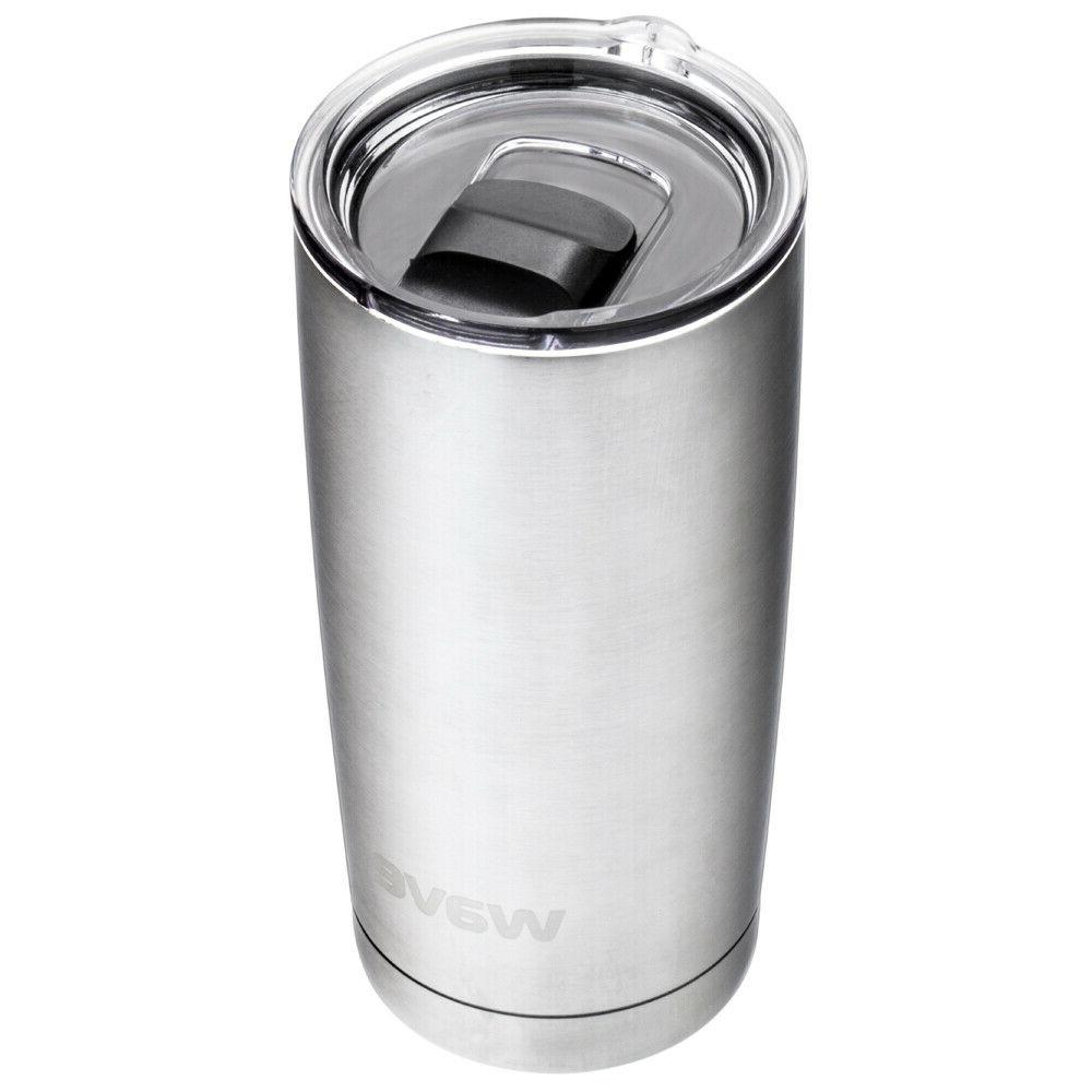20 Travel w magnetic lid Insulated Cup Steel coffee