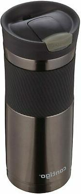Contigo Stainless Steel Travel Mug Sports Bottle, 20 oz, gun