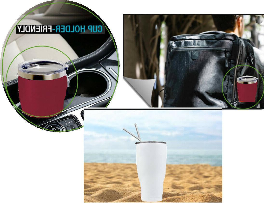 20OZ Steel Double Vacuum Insulated Travel Mug Coffee