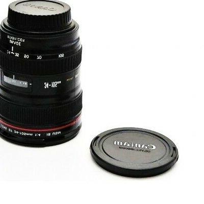 24-105mm Novelty Camera Lens Travel Coffee Tea Mug Special US