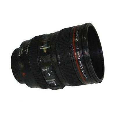 24-105mm Mug Coffee Stainless Camera Lens Cup