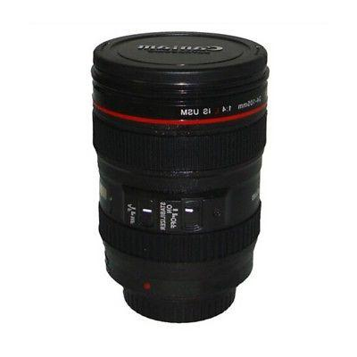 24-105mm Travel Mug Coffee Camera Cup