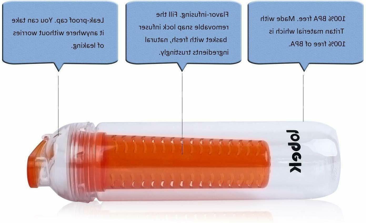 27oz Water Bottle Health