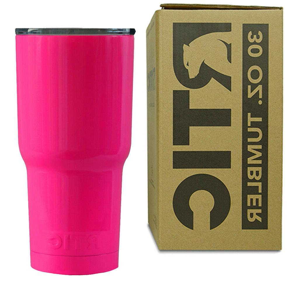 Coated Tumbler - 30+ Colors FREE