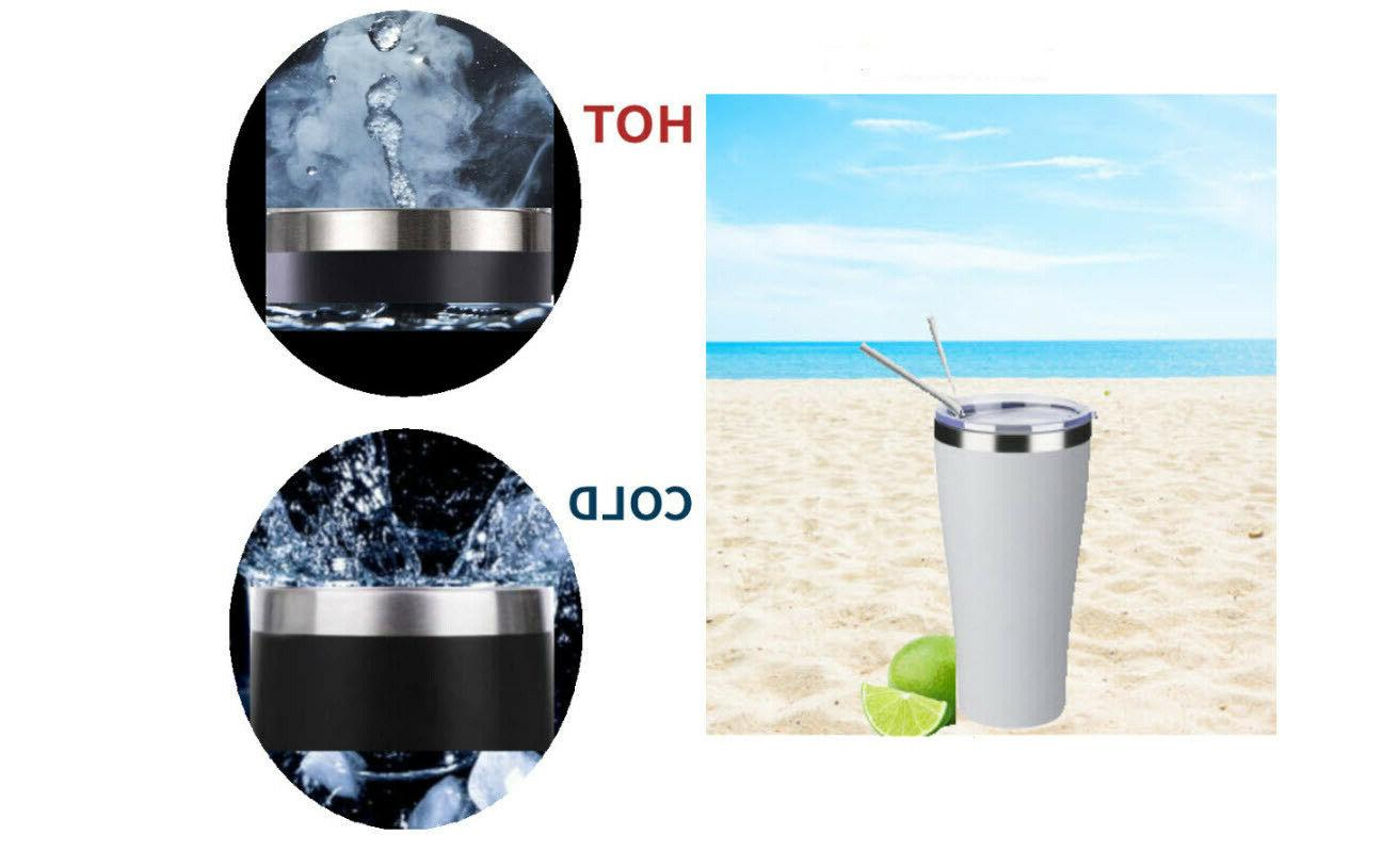 30 Tumbler Vacuum Double Wall Insulation Travel Coffee