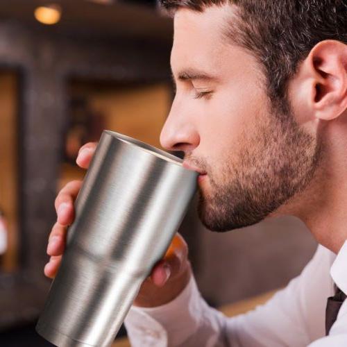 30 Stainless Vacuum Tumbler Coffee Flask