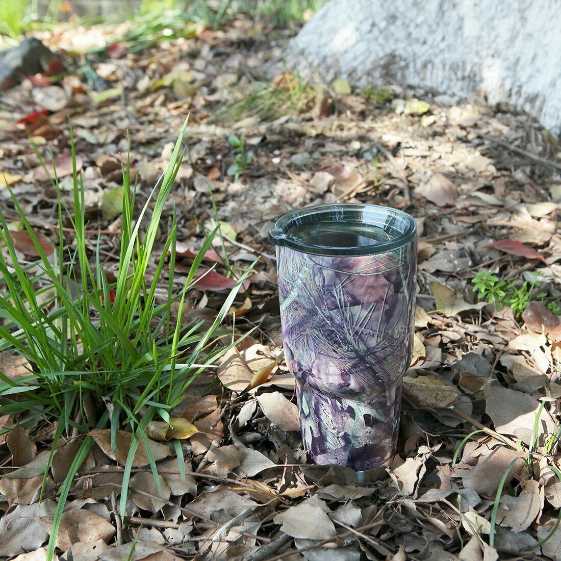 30 Vacuum Insulated Tumbler Travel Mug Stainless