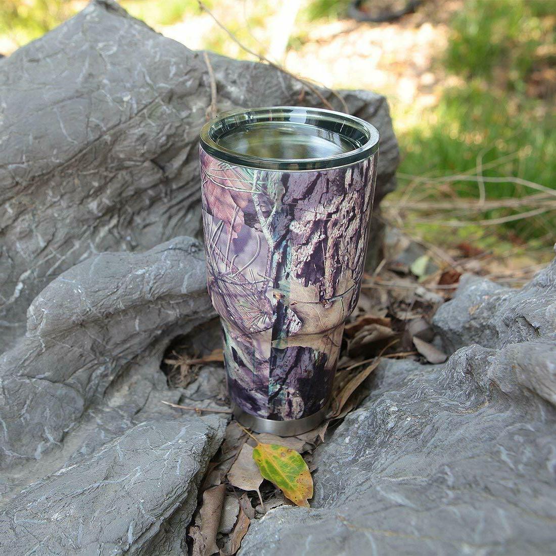 30 Mug Camouflage Stainless