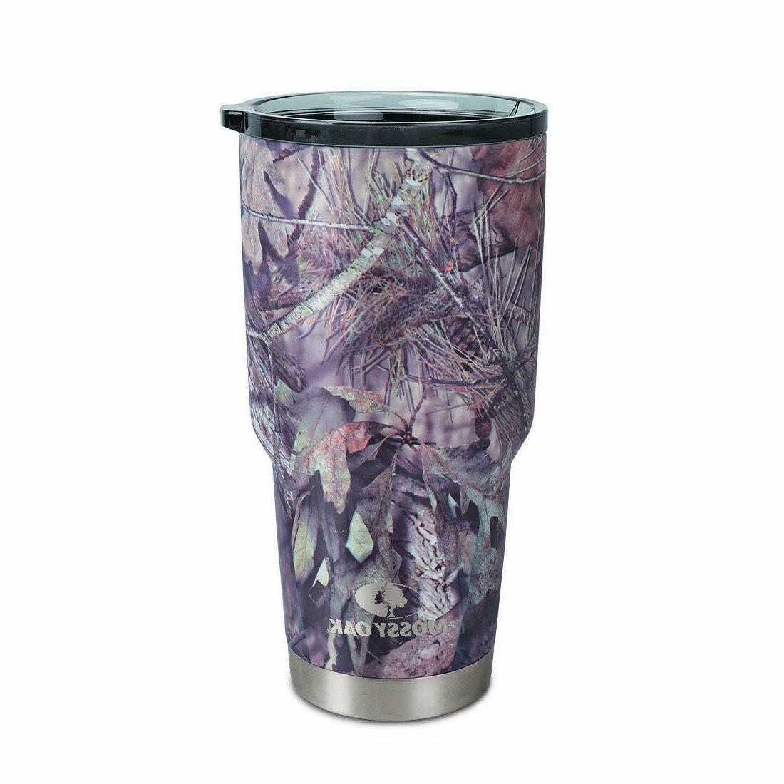30 oz vacuum insulated tumbler cup travel