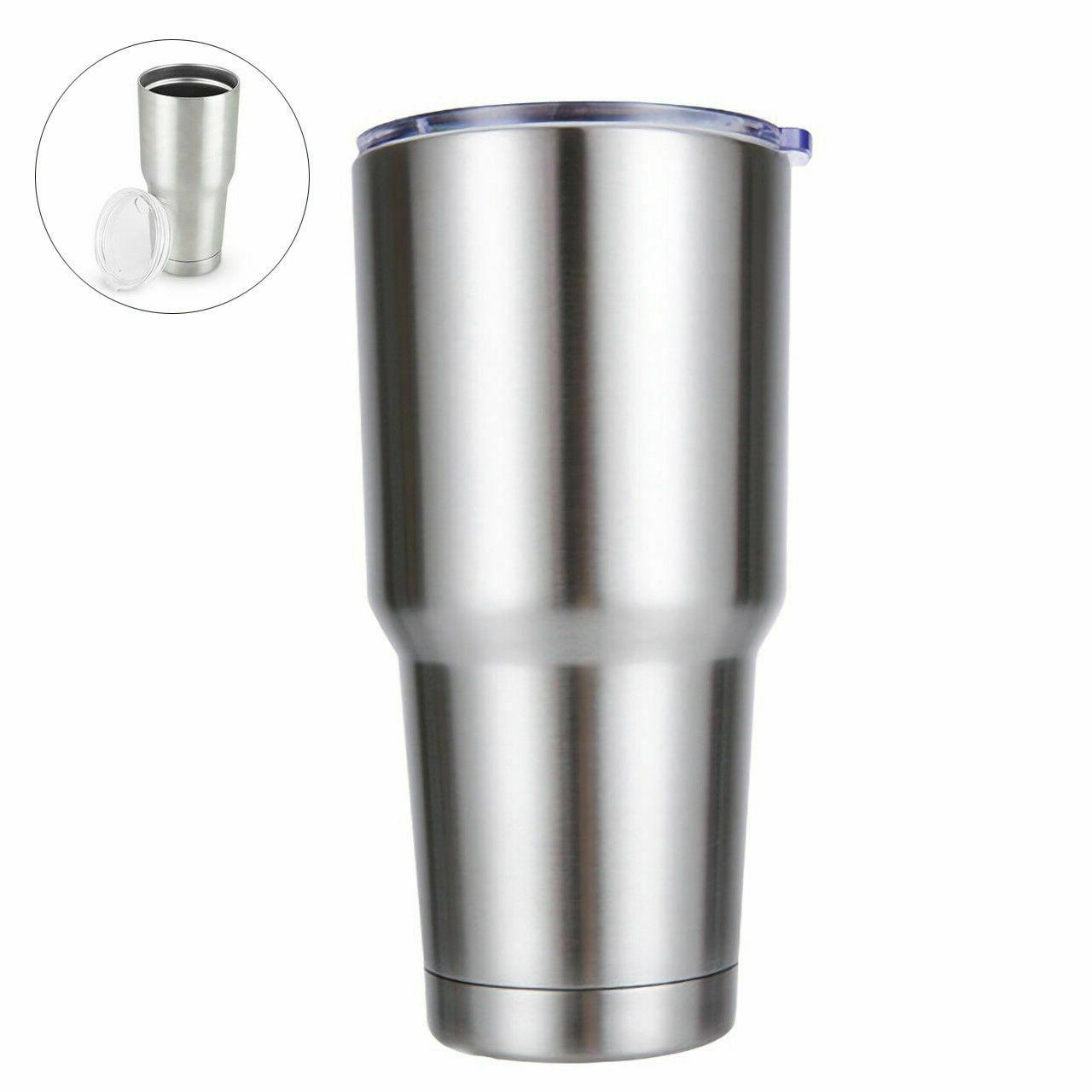 30oz Tumbler Double Vacuum Insulated Coffee Cup