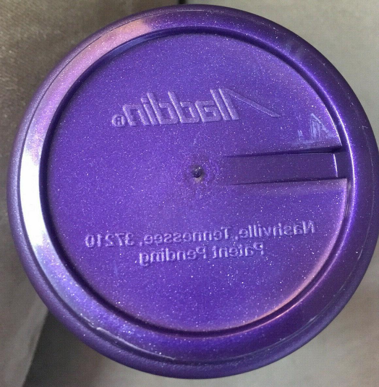 32oz Aladdin Coffee Cup Purple