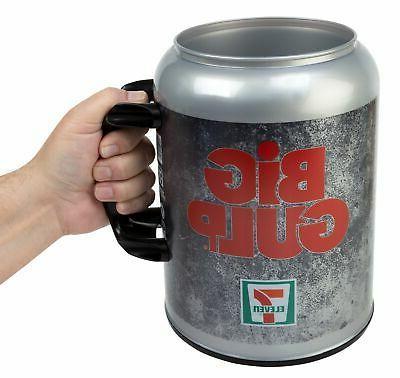 7-Eleven Gulp Insulated Travel Mug, Ounces